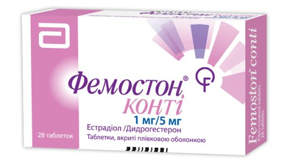 ФЕМОСТОН КОНТИ инструкция по применению