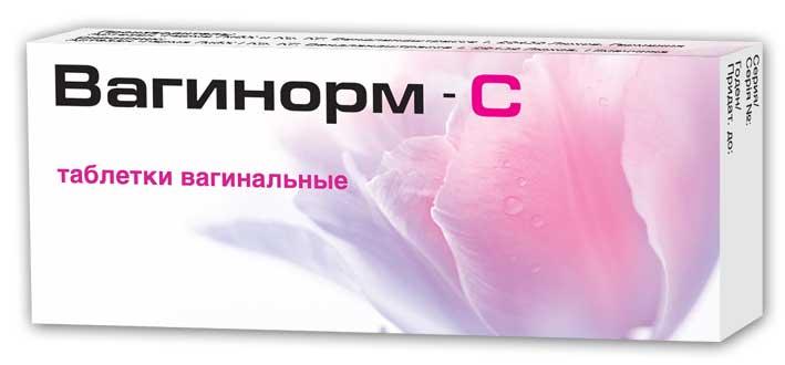 ВАГИНОРМ-C