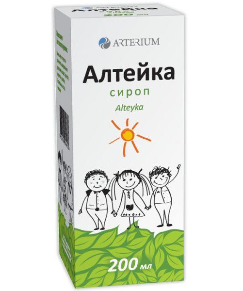 АЛТЕЙКА ГАЛИЧФАРМ сироп инструкция по применению