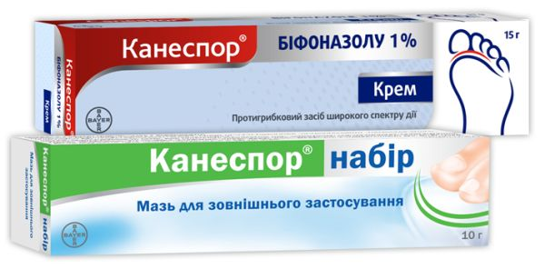 КАНЕСПОР / КАНЕСПОР НАБОР инструкция по применению