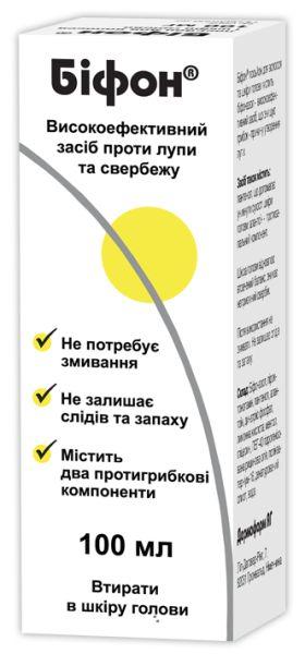 Бифон лосьон для волос и кожи головы инструкция по применению