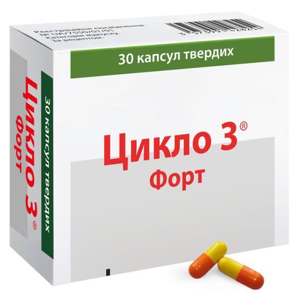ЦИКЛО 3 ФОРТ инструкция по применению
