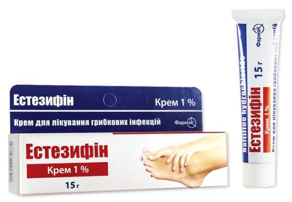 Эстезифин крем