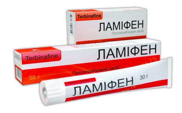 Ламифен таблетки