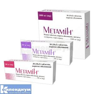Метамин
