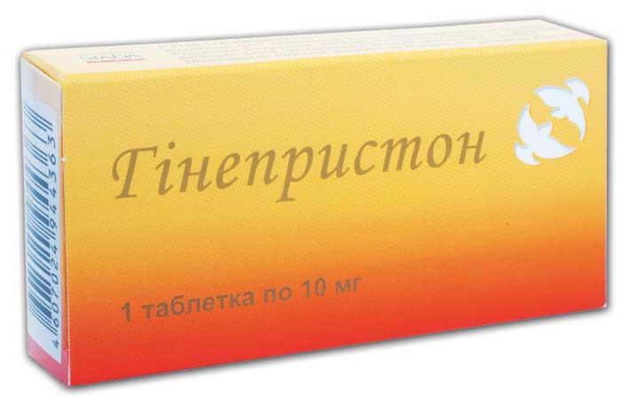 ГИНЕПРИСТОН инструкция по применению