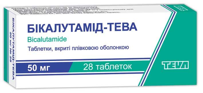 Бикалутамид-Тева инструкция по применению