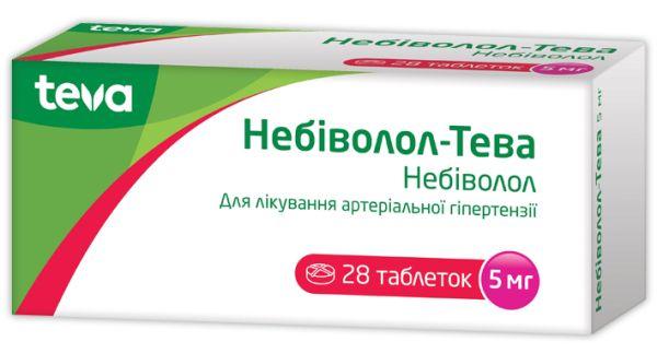 НЕБИВОЛОЛ-ТЕВА
