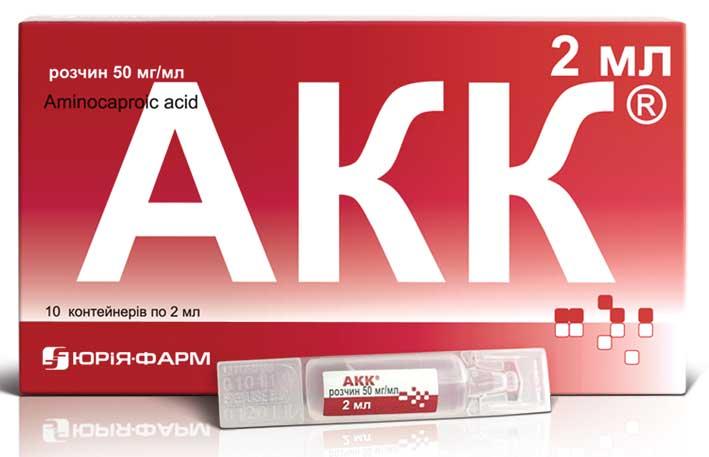 АКК инструкция по применению