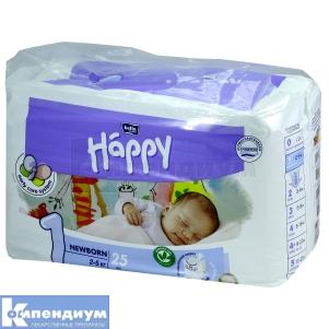 Подгузники детские Happy bella baby
