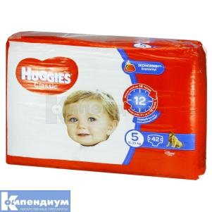 Подгузники детские Хаггис классик инструкция по применению