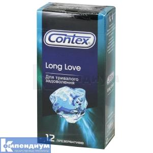 Презервативы Контекс со смазкой