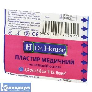Лейкопластырь H Др. Хаус инструкция по применению