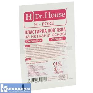 Повязка пластырная Н др. Хаус стерильная инструкция по применению