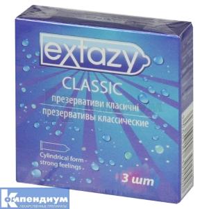 Презервативы Экстази