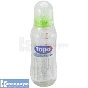 Бутылка пластиковая Топо буоно