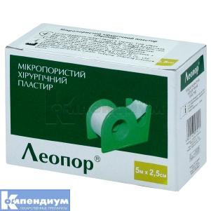 Лейкопластырь Leopore