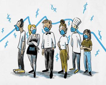 Криза безробіття у США: передбачається, що кількість випадків COVID-19 є більшою, ніж повідомлялося
